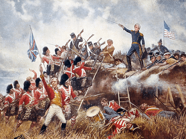 Illustration: General Andrew Jackson leads his troops at the Battle of New Orleans, War of 1812, by Edward Percy Moran. Credit: Library of Congress, Prints and Photographs Division.