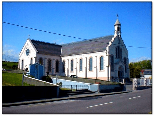 photo of the Roman Catholic Church in Drinagh Parish, County Cork, Ireland