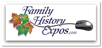 Family History Expos logo