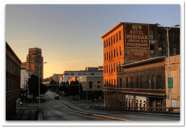 photo of Meridian, Mississippi