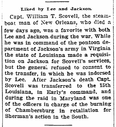 Liked by Lee and Jackson, Idaho Register newspaper article 18 October 1895