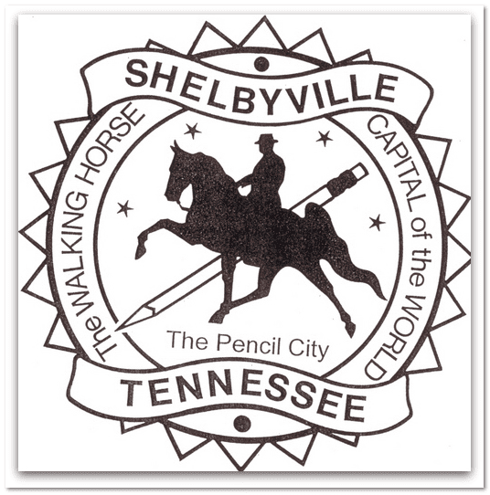 Shelbyville, Tennessee, city government seal