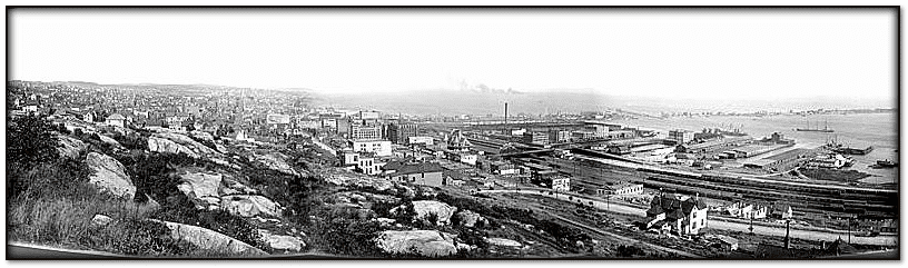 photo of Duluth, Minnesota, 1898