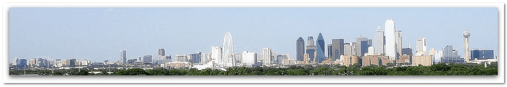 photo of the Dallas, Texas, skyline