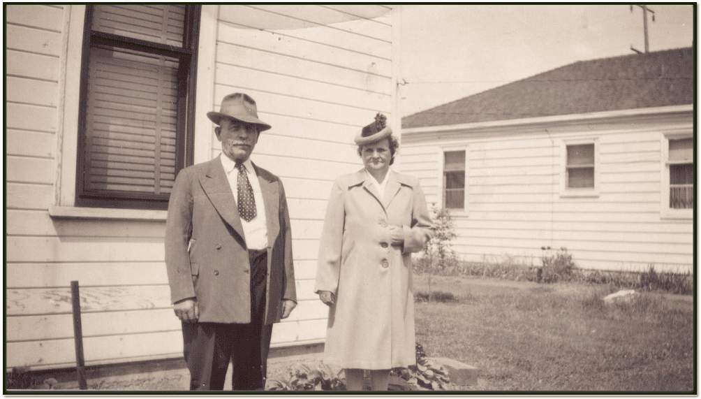 photo of John and Olea Hansson