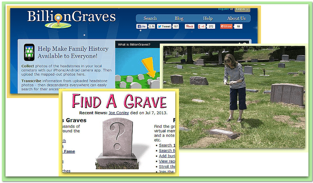 Billiongraves Find a Grave
