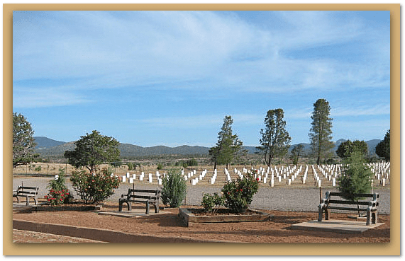 Fort Bayard New Mexico National Cemetery