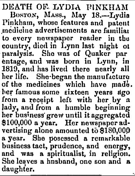 Lydia Pinkham Obituary - Western Recorder Newspaper