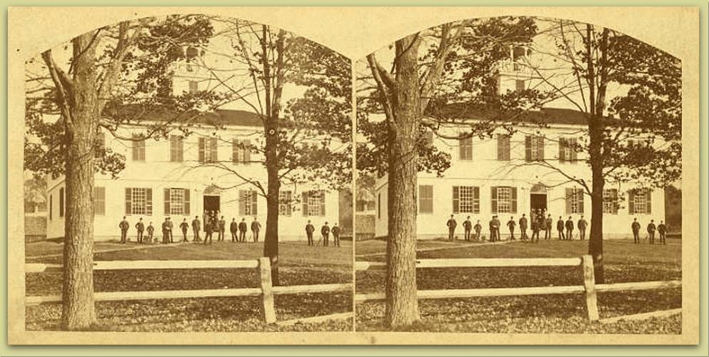 photo of Gilmanton Academy, New Hampshire