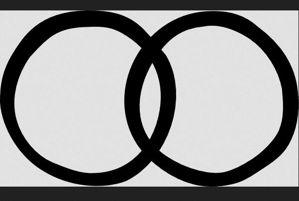 Illustration: marriage symbol