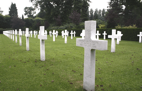 photo of Flanders Fields American Cemetery and Memorial