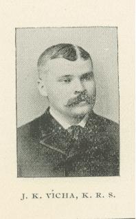 photo of Joseph K. Vicha