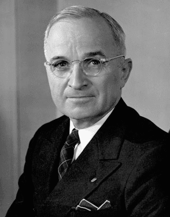 a photo of U.S. President Harry S. Truman