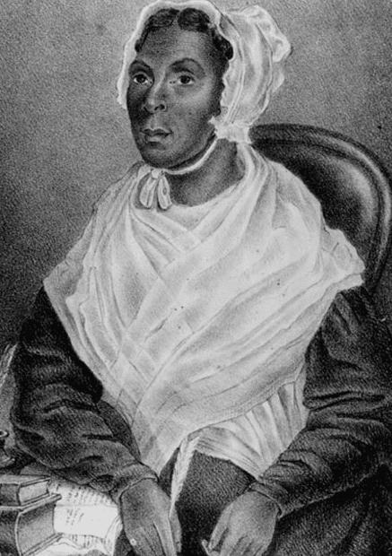 portrait of Jarena Lee