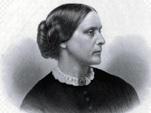 Portrait: Susan B. Anthony. Credit: Wikimedia Commons.