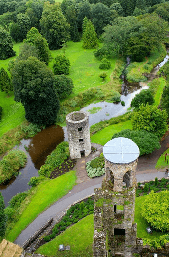 photo of Blarney Castle, Ireland