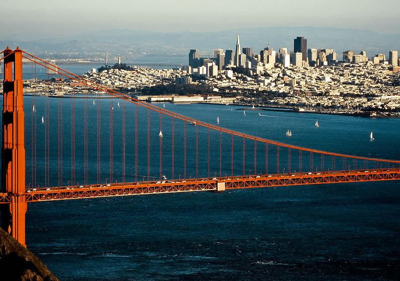 photo of the skyline of San Francisco, California