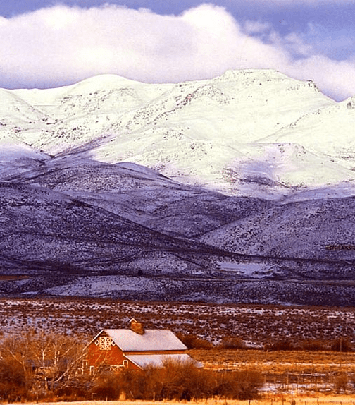 photo of the Owyhee Mountains in Idaho