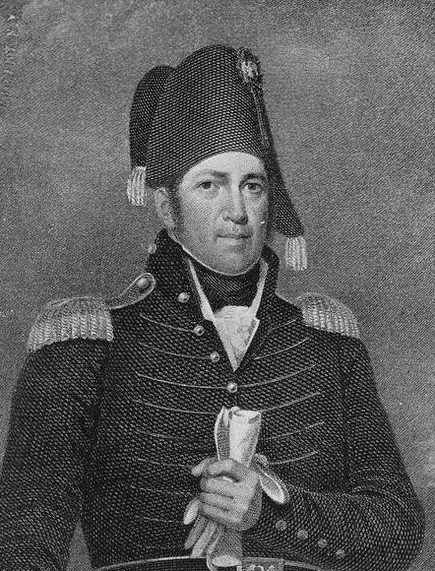Portrait of General Jacob Jennings Brown (1775-1828)