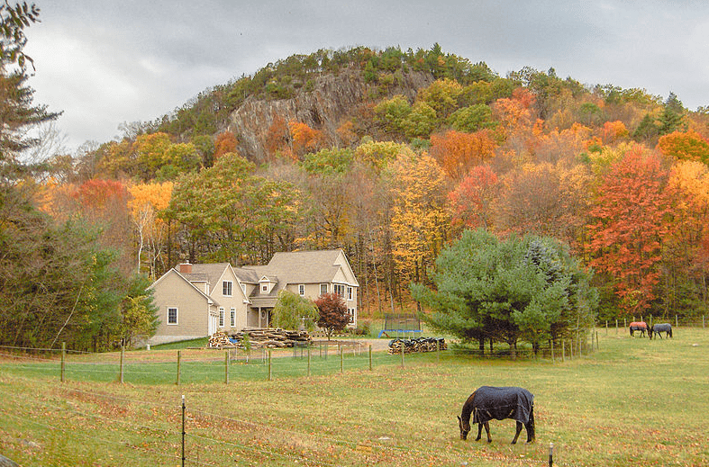 photo of Western Barndoor Hill, Connecticut