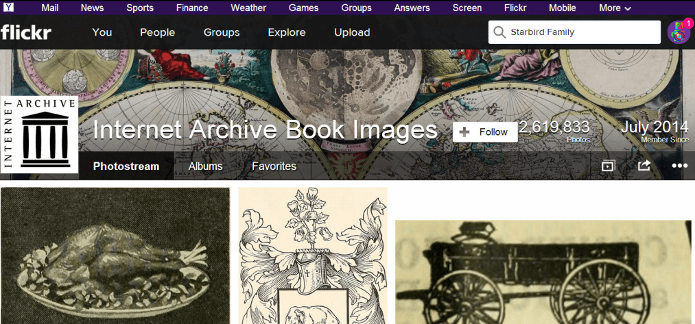 Flickr – Internet Archive Book Images