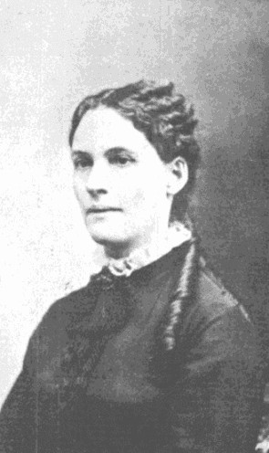 photo of Julia Archibald Holmes, c. 1870