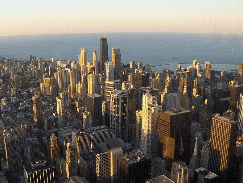 photo of downtown Chicago, Illinois
