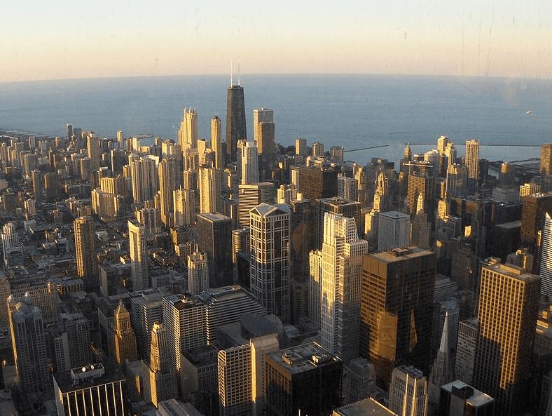 photo of downtown Chicago, Illinois