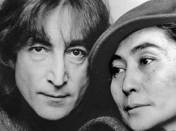 Photo: John Lennon and Yoko Ono, 1980. Credit: Jack Mitchell; Wikimedia Commons.