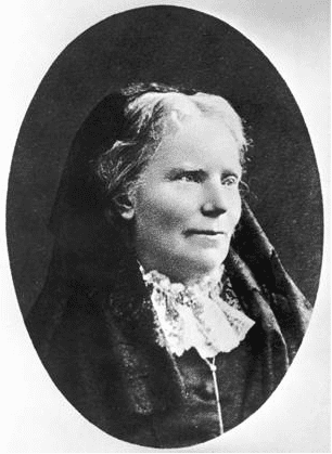 photo of Elizabeth Blackwell