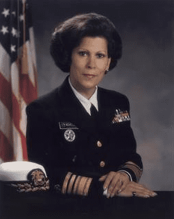 photo of Vice Admiral Antonia C. Novello, M.D., M.P.H., Dr.P.H. (USPHS); 14th Surgeon General of the United States