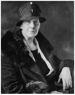 photo of Anna Jarvis