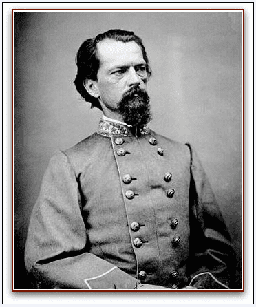 photo of Confederate Major General John B. Gordon