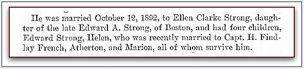 obituary for William Clark, Serial Set Vol. No.7432; Report: H.Doc. 1252 pt. 1, 1 January 1918