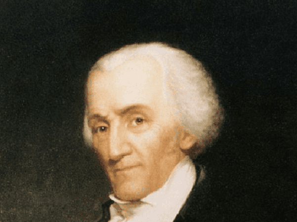 Portrait: Elbridge Gerry (1744–1814), American statesman. Credit: James Bogle after John Vanderlyn; Wikimedia Commons.
