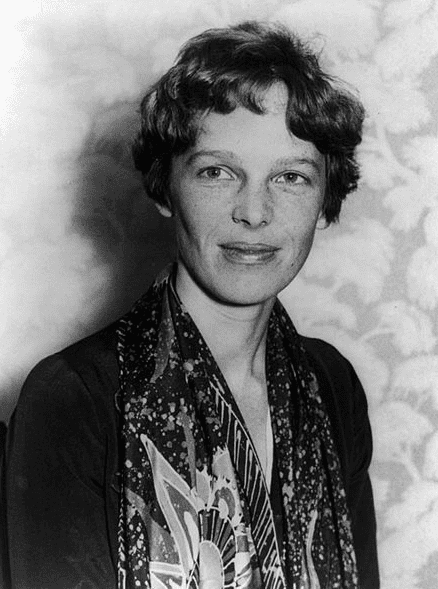 Photo: Amelia Earhart, c. 1928