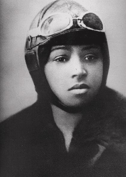 Photo: Bessie Coleman