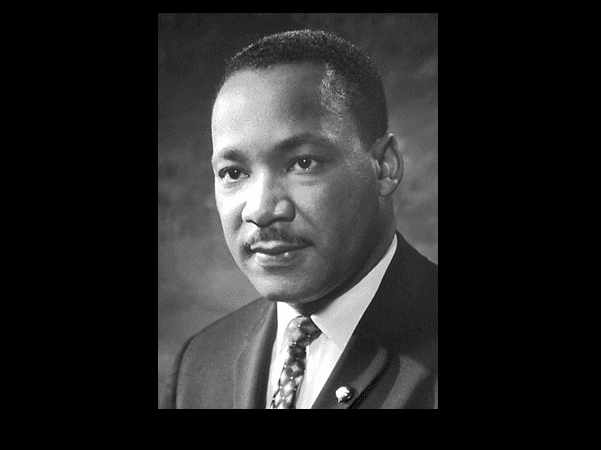 Photo: Martin Luther King, Jr. Credit: Nobel Foundation; Wikimedia Commons.