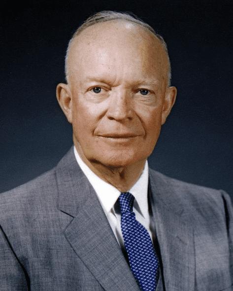 Photo: President Dwight D. Eisenhower