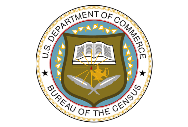 U.S. Department of Commerce - Bureau of the Census Emblem