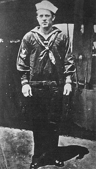 Photo: Gunner's Mate First Class Osmond Ingram, October 1917