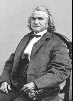 Photo: Cherokee Chief Stand Watie