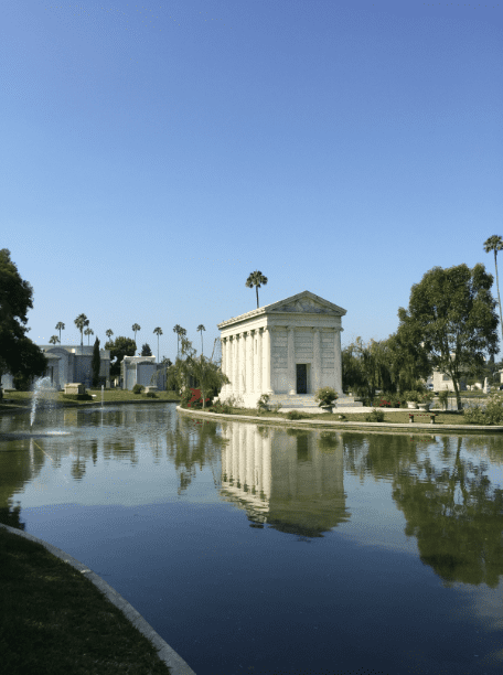 Photo: Hollywood Forever Cemetery
