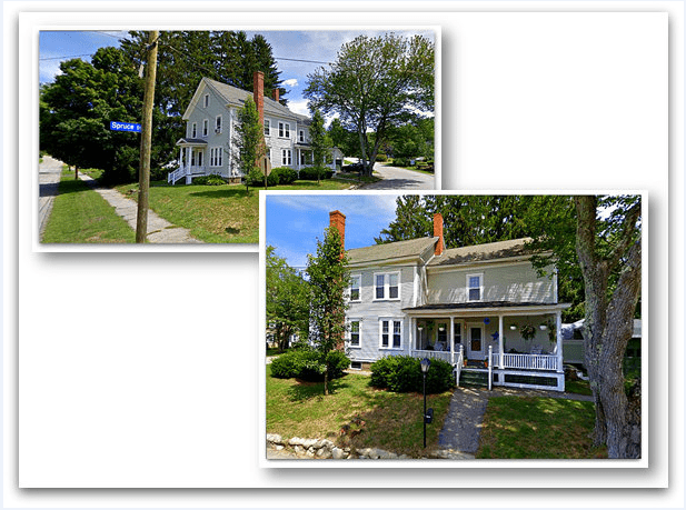 Photo: 31 Edwards Street in Laconia, New Hampshire. Credit: Google Street View.