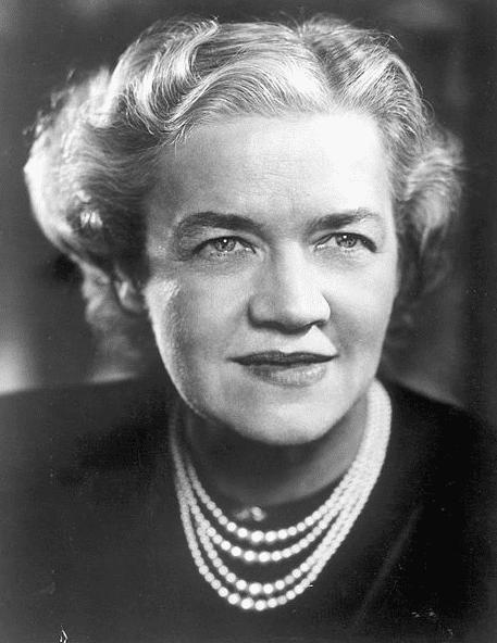 Photo: Senator Margaret Chase Smith
