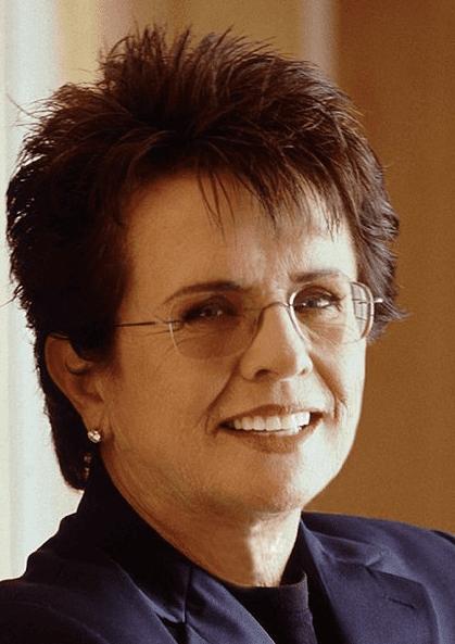 Photo: Billie Jean King, 14 September 2011