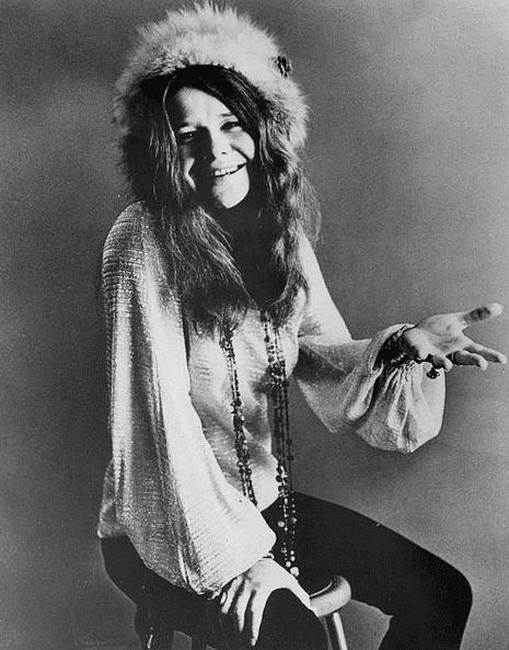 Photo: Janis Joplin, c. 1969