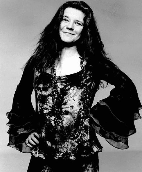 Photo: Janis Joplin, 26 June 1970