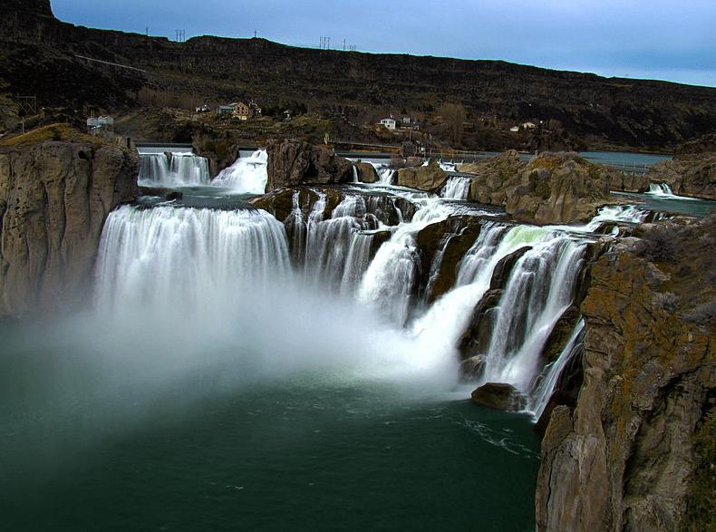 Photo: Shoshone Falls, Idaho