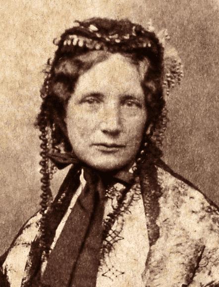 Photo: Harriet Beecher Stowe